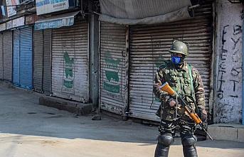 Önce işgal etti sonra internetlerini kesti.. Keşmir'de baskıya devam
