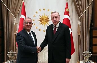 Önder Aksakal Külliyeye çıktı