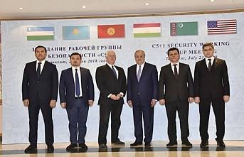 Orta Asya-ABD C5+1 Dışişleri Bakanları bir araya geldi
