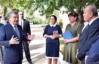 Özbekistan mahalle ve aile bakanlığı kuracak