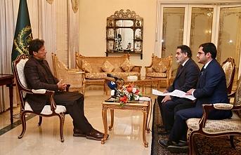 Pakistan Başbakanı Türkiye ile ilişkilerini ve bölgedeki gelişmeleri değerlendirdi