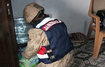 PKK yardım ettiğinden şüphelenilen 8 kişi gözaltında