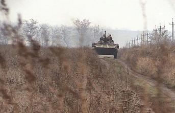 Rusların Donbas'ta saldırı düzenlediği iddia edildi