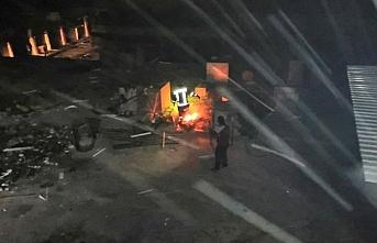 Rusya'dan El Bab'a hava saldırısı