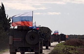 Rusya'dan Türkiye'ye muhaliflere silah yardımını durdurma çağrısı