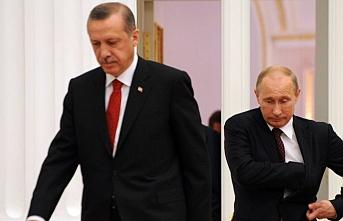 Rusya hala geri adım modunda.. Erdoğan'la görüşme planımız yok