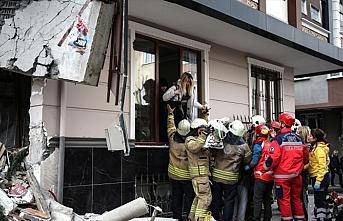 Savcılık Bahçelievler'de çöken bina hakkında soruşturma başlattı