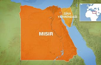 Sina Yarımadası'nda doğal gaz boru hattına bombalı saldırı