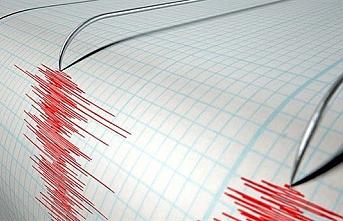 Sivrice'de 4,6 deprem