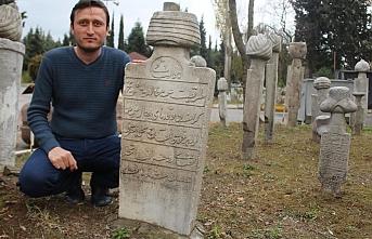 Sultan 2. Abdülhamid'in 'Çinli Hoca'sının kayıp mezar taşı bulundu