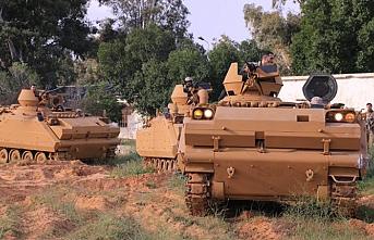 Suriye Milli Ordusu İdlib operasyonuna başladı