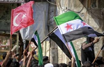 Suriyeli muhalifler Türkiye'deki Suriyelileri 'provokasyonlardan uzak durmaya' çağırdı