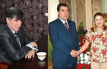 Tacikistan cumhurbaşkanının torunu, Khujand havaalanı müdürünün oğluyla evlendi