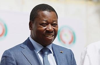 Togo'da Faure Gnassingbe yeniden cumhurbaşkanı seçildi