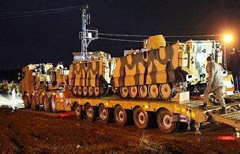 Türkiye'nin güney sınırında hareketli gece
