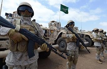 Yemen sınırında bir Suudi Arabistan askeri öldü