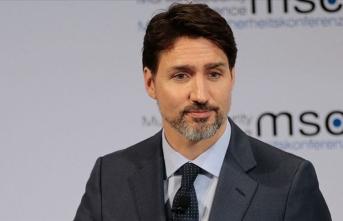 Zarif, Münih'te Kanada Başbakanı Trudeau ile görüştü