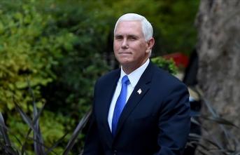 ABD Başkan Yardımcısı Mike Pence Kovid-19 testi yaptıracak