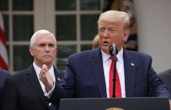 ABD Başkanı Trump koronavirüs nedeniyle 'ulusal acil durum' ilan etti