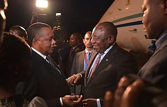 Afrikalı liderler Libya için biraraya geldi