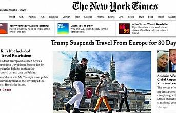 Amerikan gazetesinden algı operasyonu:  Türkiye fotoğrafıyla servis ettiler