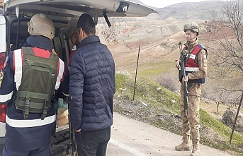 Aranan 2 bin 682 kişi ile 140 kaçak göçmen yakalandı