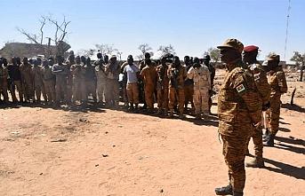 Burkina Faso'da köyde katliam..Saldırganlar 43 kişiyi öldürdü