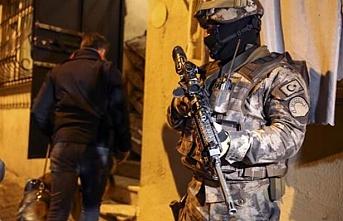 Bursa'da 300 polisli uyuşturucu operasyonu