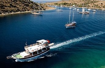 Bursa'da gezi teknesi faaliyetleri durduruldu