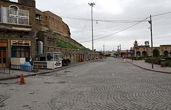 Erbil'de sokağa çıkma yasağı ilan edildi