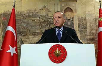 Erdoğan: Bunlar daha başlangıç