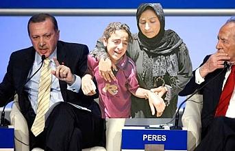 Erdoğan'ın Davos'ta sesini duyurduğu Filistinli kız İsrail'den hesap sormak için avukat oldu