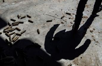 Esed rejimine bağlı paralı askerler, Hafter safında savaşmak için Libya'ya geldi