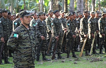 Filipinler'de 30 bin Morolu savaşçı silah bırakacak