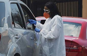 Güney Afrika'da virüs testi pozitif çıkanlar 402'ye çıktı