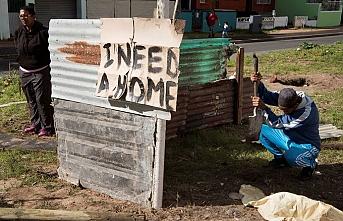 Güney Afrika demiryolu şirketi mülklerini barınağa dönüştürdü