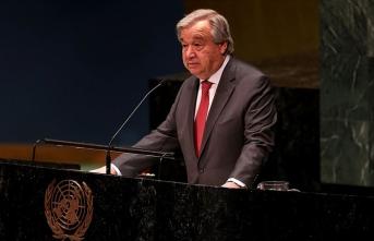 Guterres G20 liderleriyle Kovid-19 ile mücadeleyi görüşecek