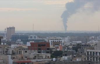 Hafter milislerinin Trablus'a roketli saldırısında bir çocuk öldü