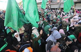 Hamas, Filistinli tutukluların salıverilmesi için Suudi Arabistan'la görüşmeyi sürdürüyor