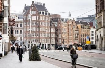 Hollanda'da Kovid-19 önlemlerine uymayanlara para cezası