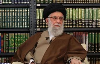 İran lideri Hamaney'den 10 bin mahkuma af