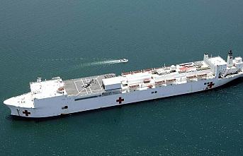 İtalya Tunus'a giden tıbbi malzemeleri çalmış