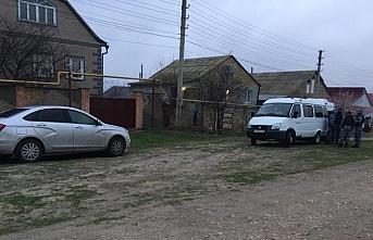 Kırım'da Rus güvenlik güçleri Tatarların evine baskın yaptı