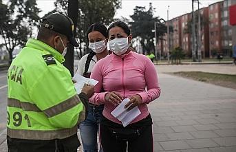 Kolombiya ve Ekvador'da koronavirüs vakaları artıyor