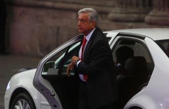 Meksika Devlet Başkanı Obrador'dan Kovid-19'a karşı sokağa çıkın tavsiyesi