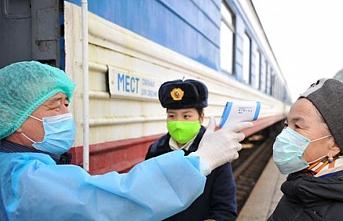 Moğolistan'da trenlerde maskesiz seyahat yasaklandı