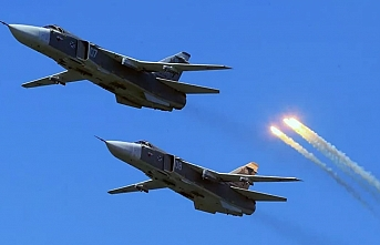 MSB duyurdu: Rejime ait 2 uçak düşürüldü