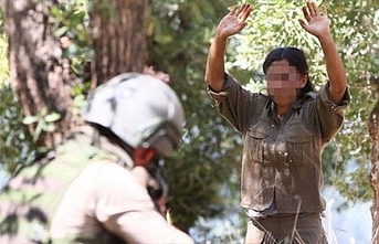 MSB iki PKK/YPG'li teröristin teslim olduğunu duyurdu