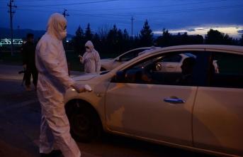 Musul'da koronavirüs salgını nedeniyle sokağa çıkma yasağı ilan edildi