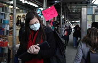New York'ta, Kovid-19 nedeniyle 'acil durum' ilan edildi
